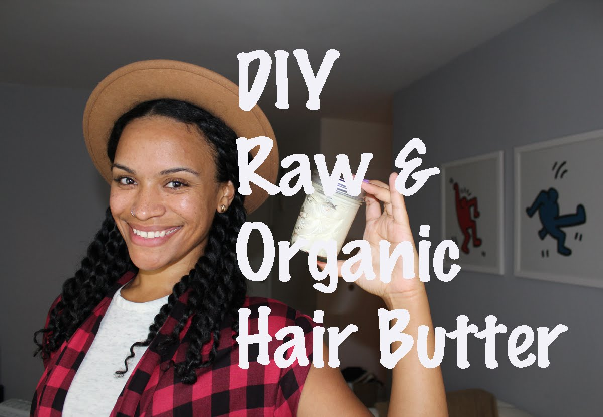 Own Organic DIY Shea Butter Cream