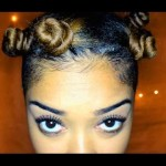 Trendy Bantu Knots Of 2014