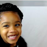 NATURAL KIDS Updo with Carol s Daughter Sacred Tiare Collection