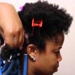 black hair twist styles