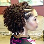 Twist N Curls Style For Beginners