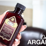 Argan oil natural hair
