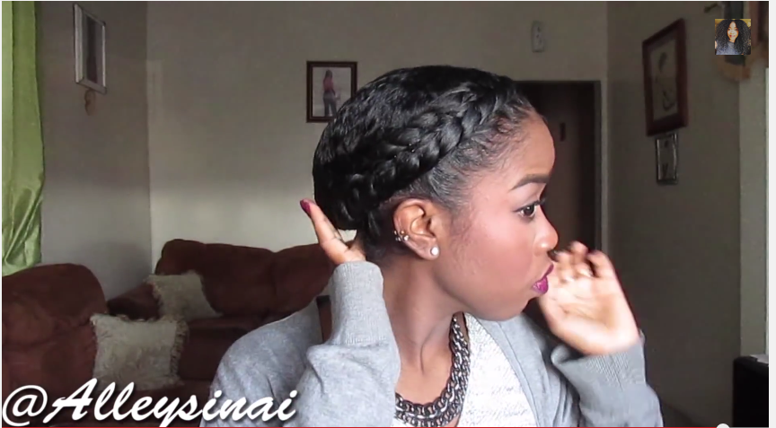 Miraculous This Natural Frohawk Is Beautiful But See Why It Looks So Hairstyle Inspiration Daily Dogsangcom