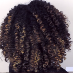 Straw Set curls