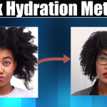 Hydration Method Natural Hair