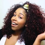 Natural hair styling accessories