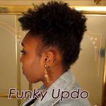 funky-updo