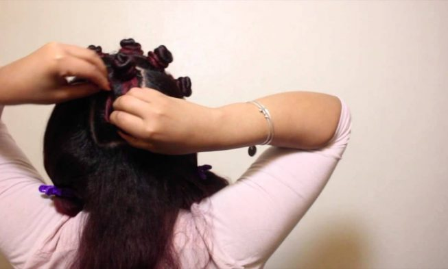 Best Video On How To Get Beautiful No Heat Curls That Last
