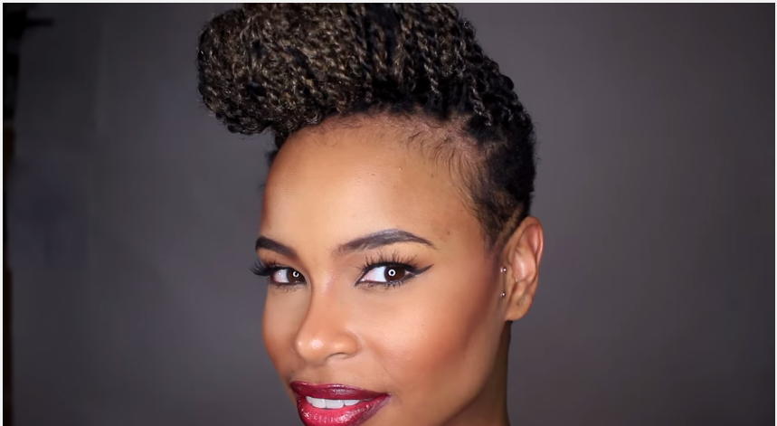 6 Easy Hairstyles With Senegalese Twists For Any Occasions