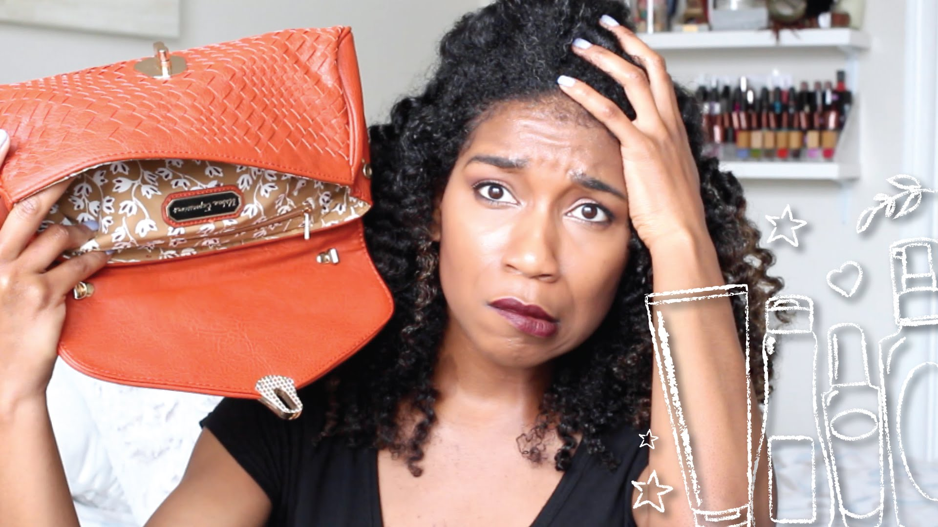 Natural Hair Product Expense