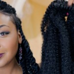 Senegalese Twists Natural Protective Hair Styling