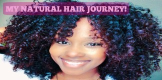 hair journey pics