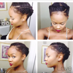 3 Quick Everyday Natural Hair Styles