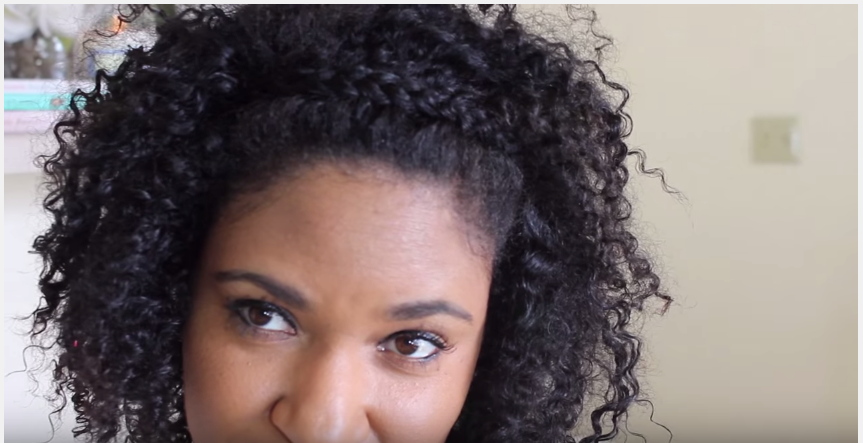 quick easy natural hairstyles : ... Easy They Are To Be Replicated - Black Womens Natural Hair Styles - A