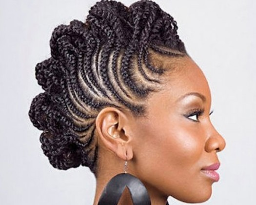 African American Haircut Ideas Cute Braids Hairstyles For: Short Hairstyles For Black Women