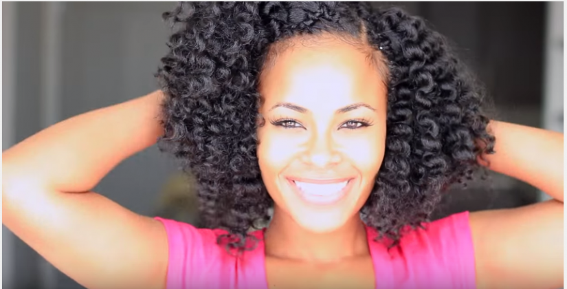 Mambo Crochet Hair Styles : She Used Havana Mambo Twisted Hair To Create These Crochet Braids That ...
