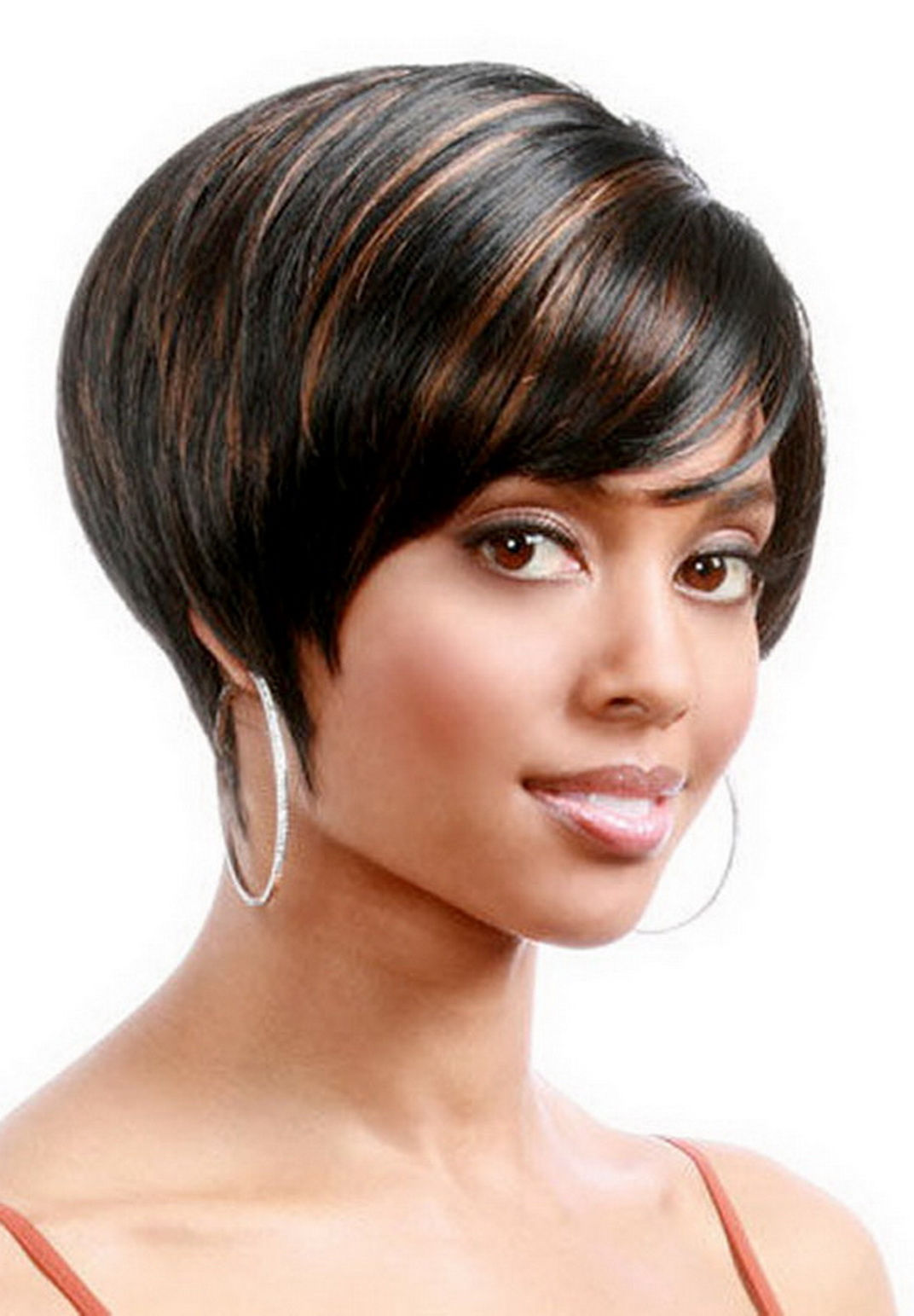 Short Hairstyles For Black Women - Sexy Natural Haircuts.