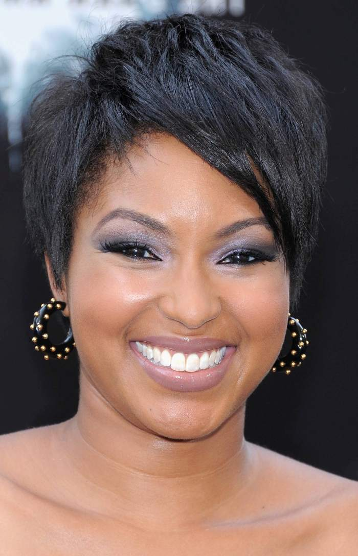 Bob Cuts For Round Faces African American