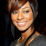 straight short bob hairstyles