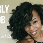 Crochet Braid Bob Hairstyle