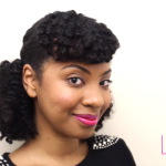 Braid out Natural Hairstyles