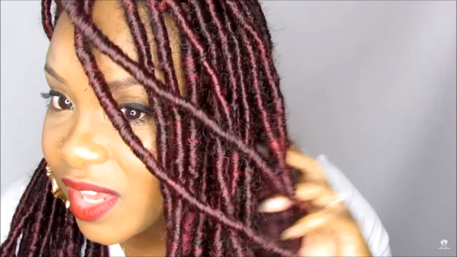 The Best Faux Locs Tutorial ⋆ African American Hairstyle
