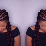 Cherokee braids