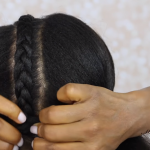 How To Cornrow your hair