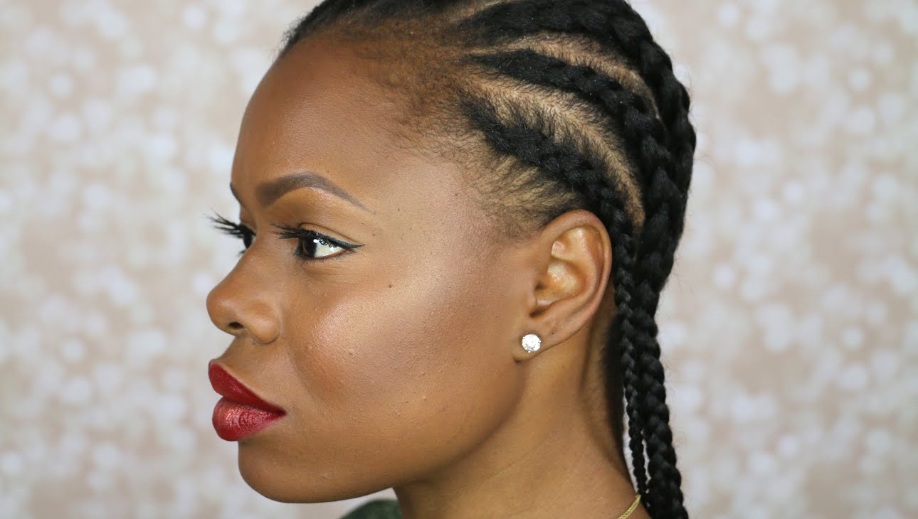 Easy Beginner's Guide To Great Looking Cornrows, New Year