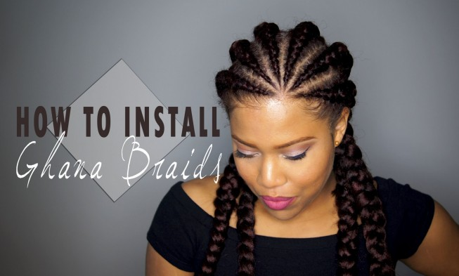 Dont know what to do with your hair check out this trendy ghana dont know what to do with your hair check out this trendy ghana braided hairstyle pmusecretfo Images