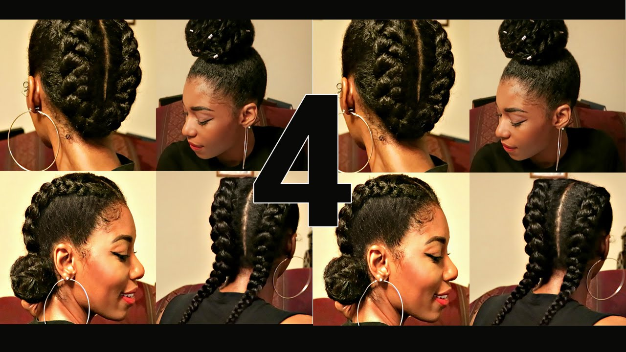 4 flawless elegant holiday protective styles you can do yourself 4 flawless elegant holiday protective styles you can do yourself in 20 minutes or less for length retention black womens natural hair styles aahv solutioingenieria Image collections