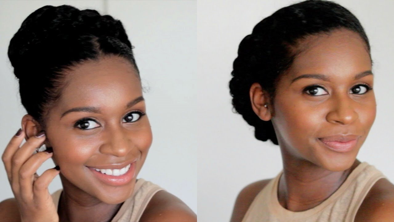 Quick And Inspiring Go To Protective Hairstyles Using