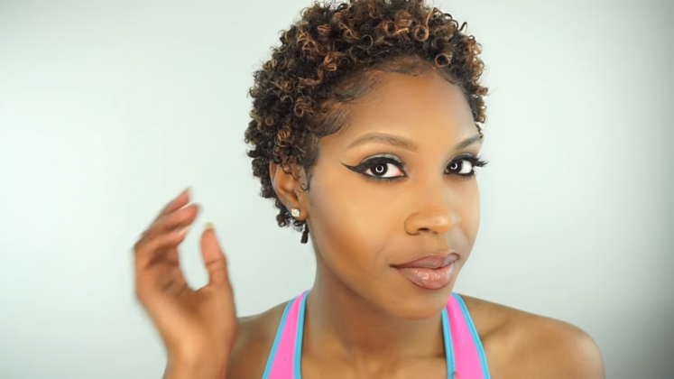 A Guide To Choosing Short Or Medium Hairstyles For Black Women