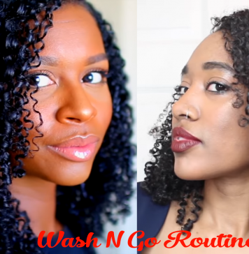 wash routine featured