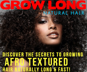 Grow Long Black Hair