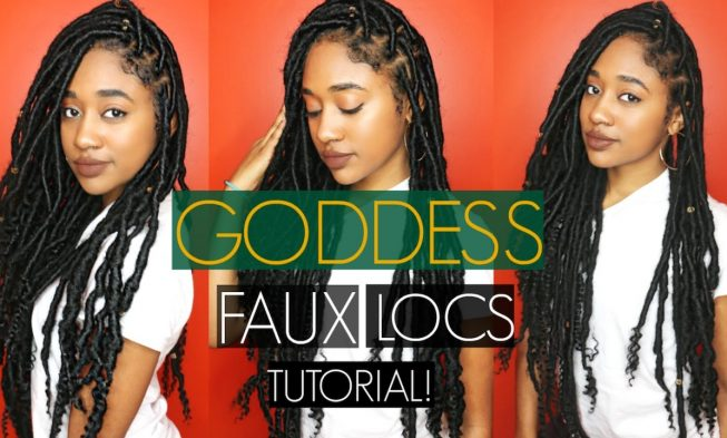 Here S How You Can Install Super Long Dess Faux Locs On Any Hair Type