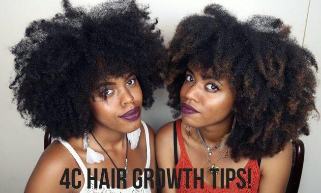 Hair Style 4c: Black Women's Natural Hair Styles