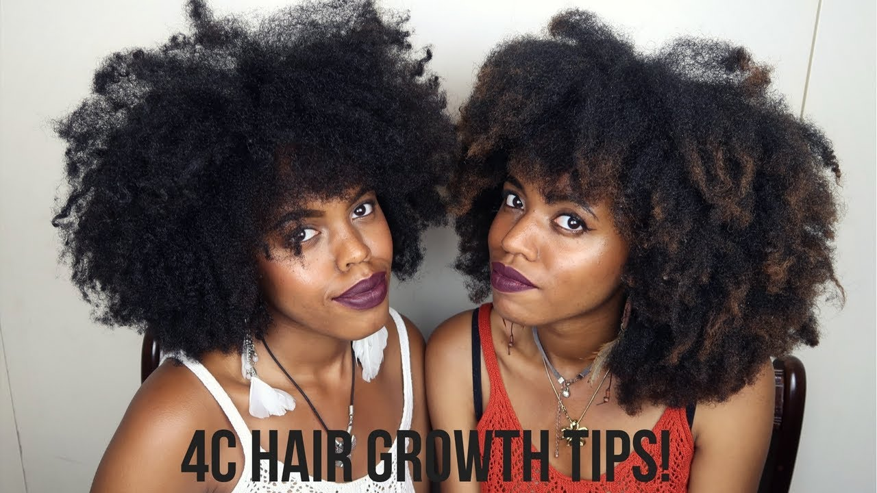 10 Tips To Easilly Grow 4c Hair That You Really Really