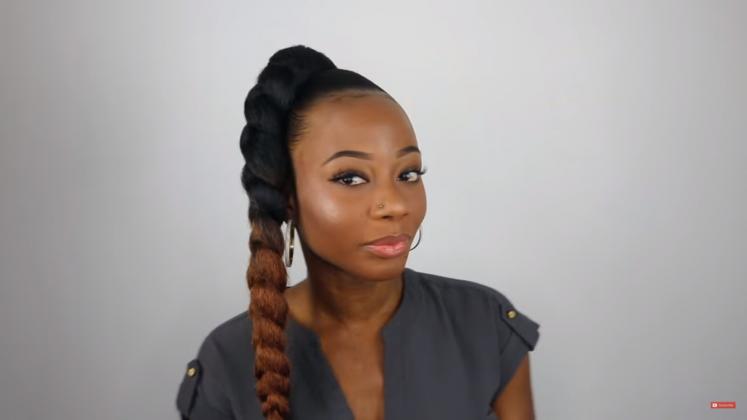 jumbo ombre braids