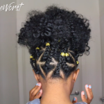box braid faux