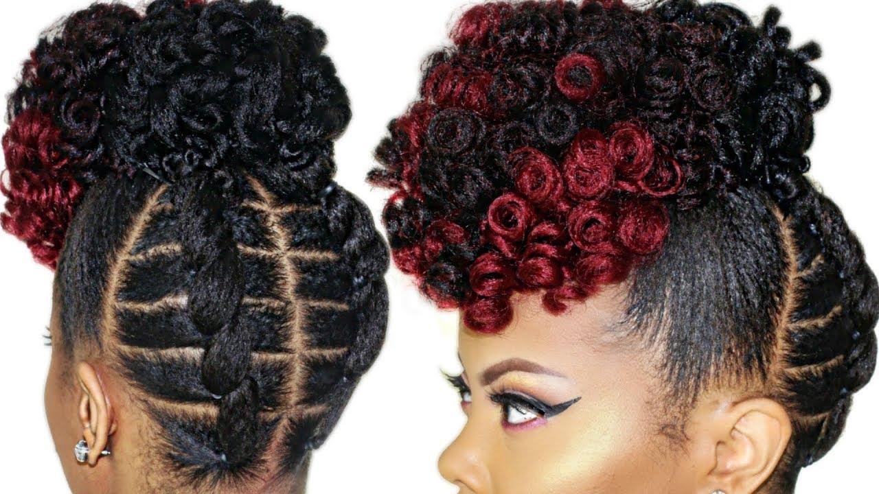 9792 Black Women 39 S Natural Hair Styles A A H V