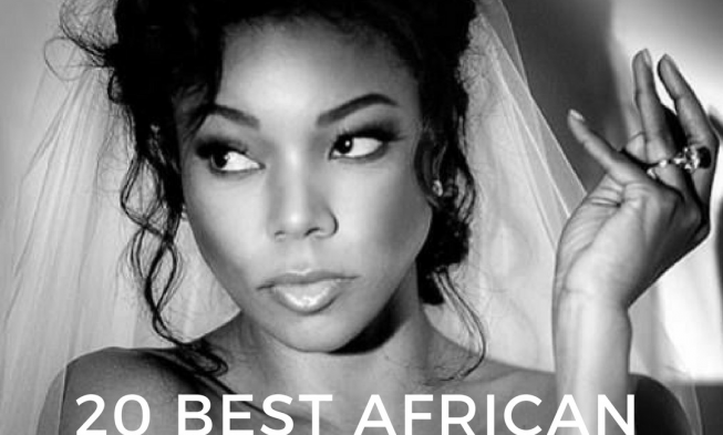 It's That Time Again - 20 Best African American Wedding Hairstyles ...