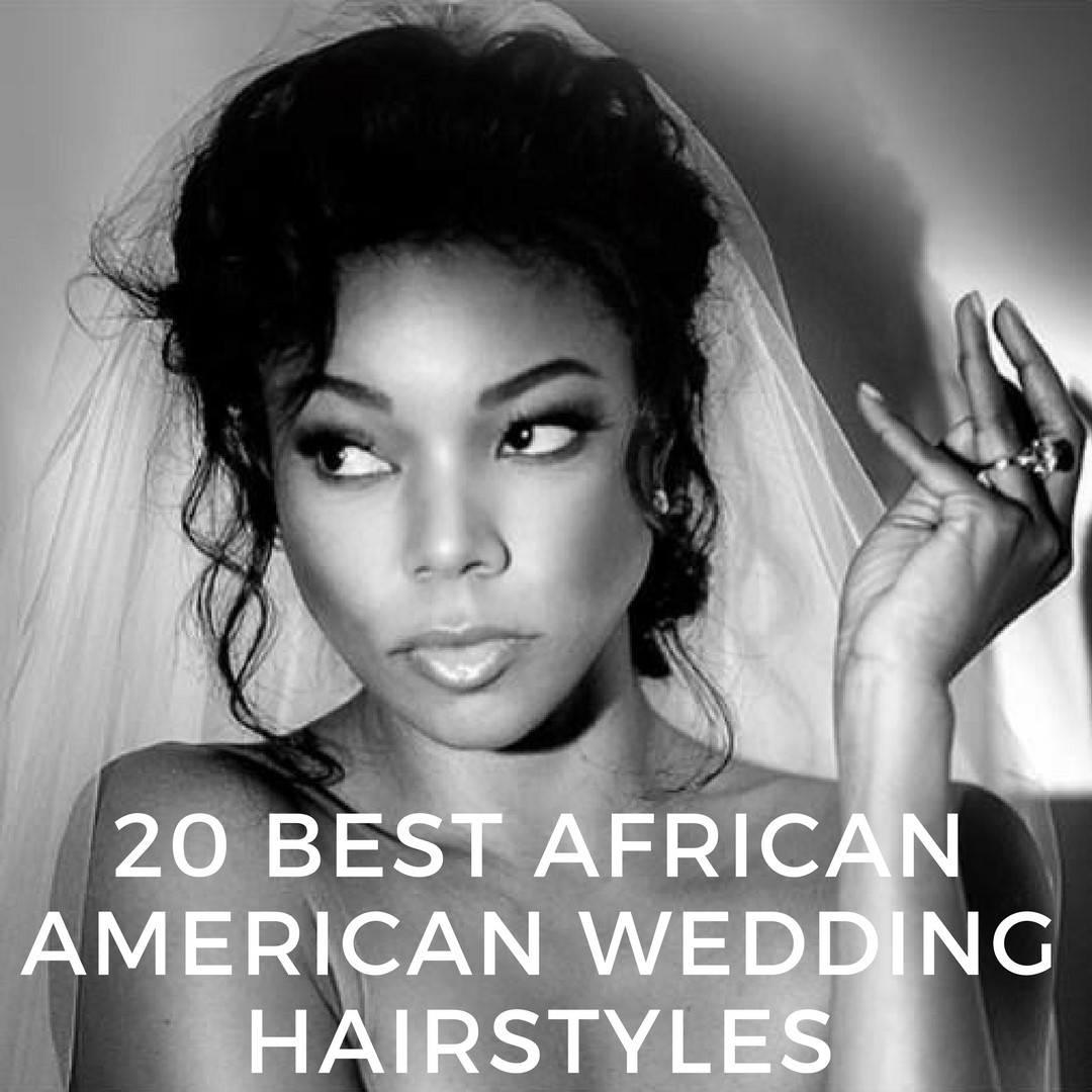 It\'s That Time Again -- 20 Best African American Wedding ...