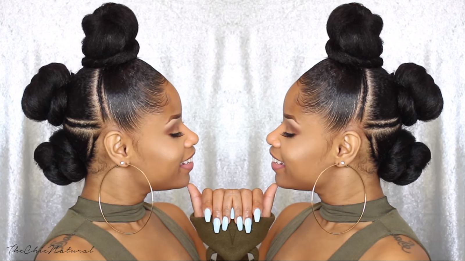 Photo Braided Updo Hairstyles For Black Hair Quick Ideas Of 17 Best