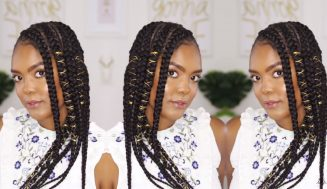 Here's How To Do A Feed-In Stitch Braid And Why It's Perfect For Summer Vacation