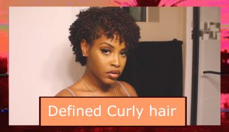 AKA Roxxie Shares Her Best Natural Curly Hair Routine