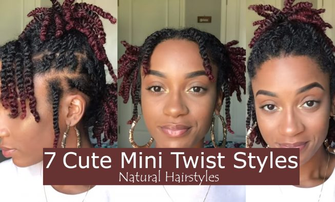 Can We Bring Twists Back For Protective Styling Lipstick Alley