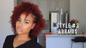 natural hair type 4