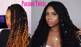 A New Way To Do Protective Style That Makes Twisting  More Passionate