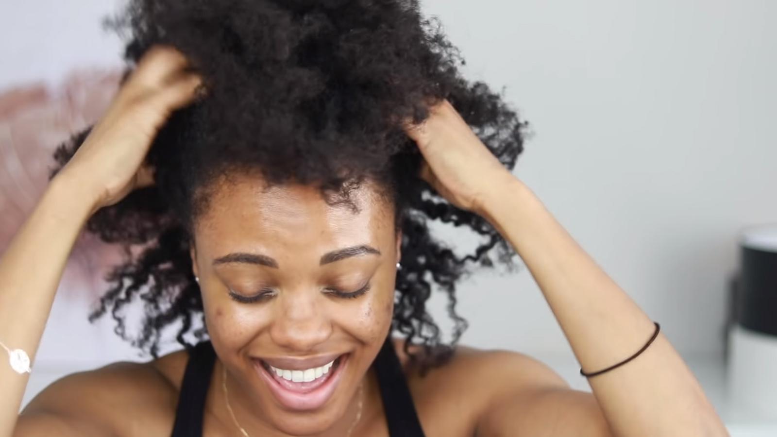 4c hair care